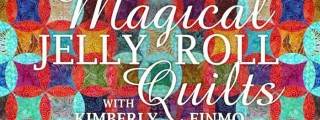 Magical Jelly Roll Quilts: Online Class