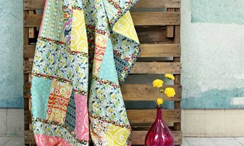 London's Calling Quilt – Free Quilt Pattern
