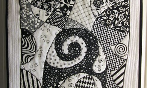 Zentangle Quilt – Free Quilting Tutorial
