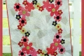 Cellophane Flowers Quilt Pattern