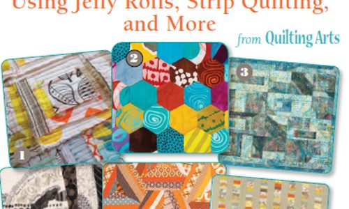 Free eBook – Free Quilt Patterns for Patchwork Quilts