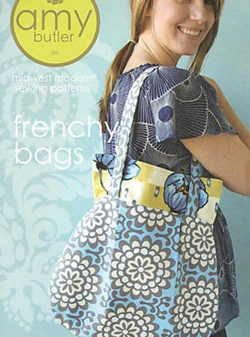 Frenchy Bag Sewing Pattern