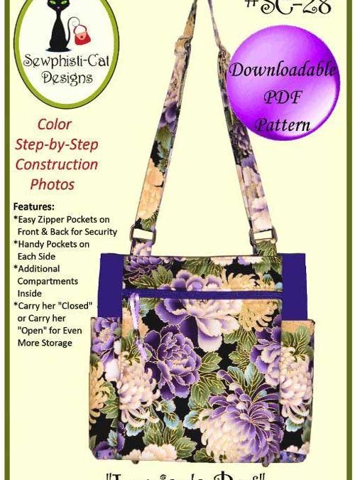 Louise's Bag Sewing Pattern