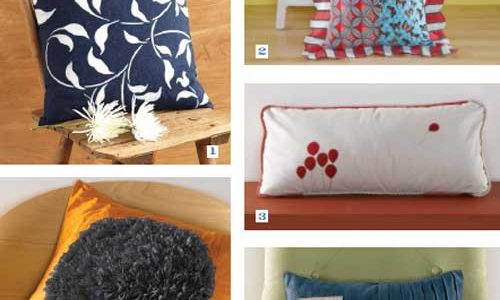 Free eBook: Sewing Pillows