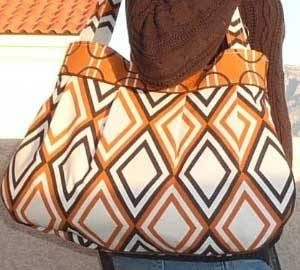 Pleated and Lined Handbag – Free Sewing Tutorial
