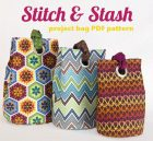 Stitch & Stash Project Bag Pattern