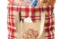Farmers' Market Tote Bag Sewing Pattern