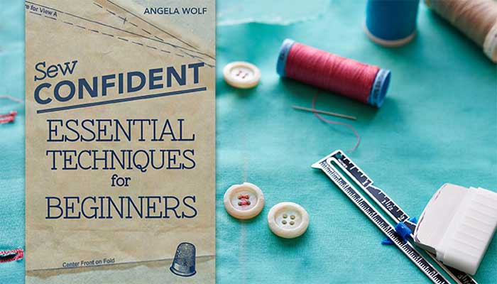 Sew Confident: Essential Techniques for Beginners Online Sewing Class