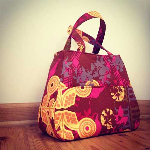 Ethel Tote Bag - Free Sewing Pattern - Love to Sew