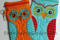 Owl Cases In the Hoop Embroidery Design Set