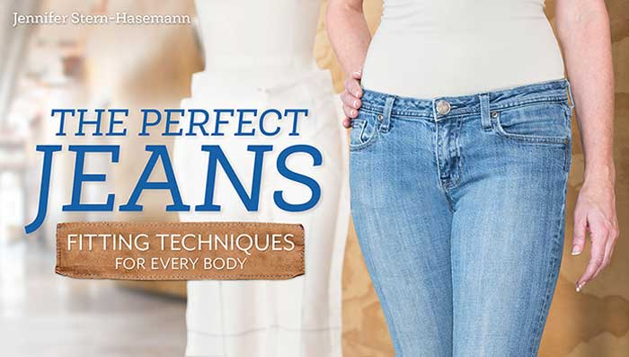The Perfect Jeans Online Sewing Class