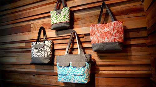 Build Your Own Tote: From Start to Finish Online Class