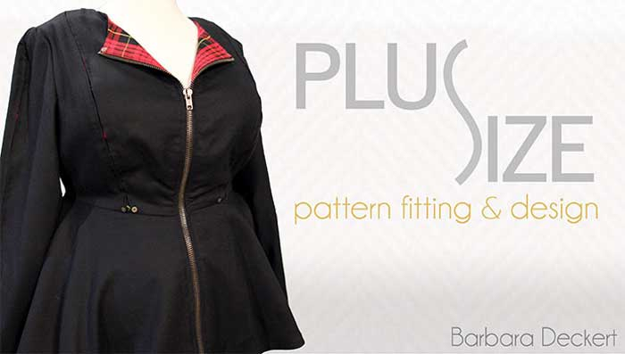 Plus-Size Pattern Fitting & Design Online Class