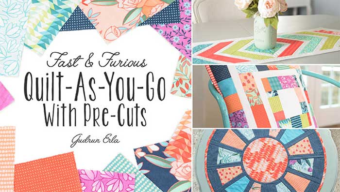 Quilt-As-You-Go With Pre-Cuts Online Class