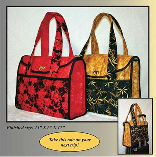 Executive Tote Sewing Pattern