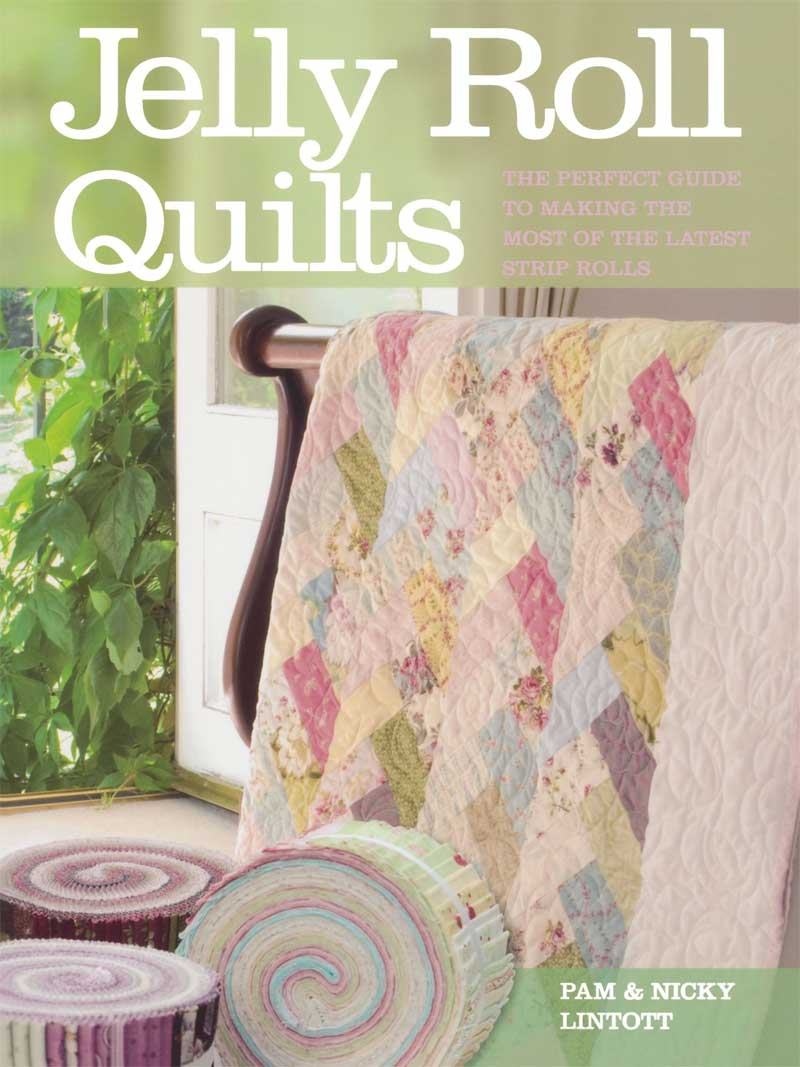Learn how to turn beautiful Jelly Rolls into fabulous quilts