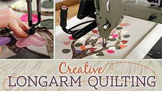 Craftsy Online Class - Creative Longarm Quilting
