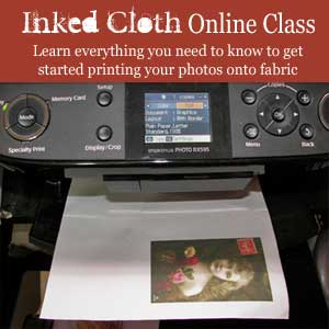 Inked Cloth Online Class