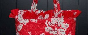 Anna's Diaper Bag – Free Sewing Pattern