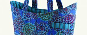 Quilted Tote – Free Sewing Tutorial