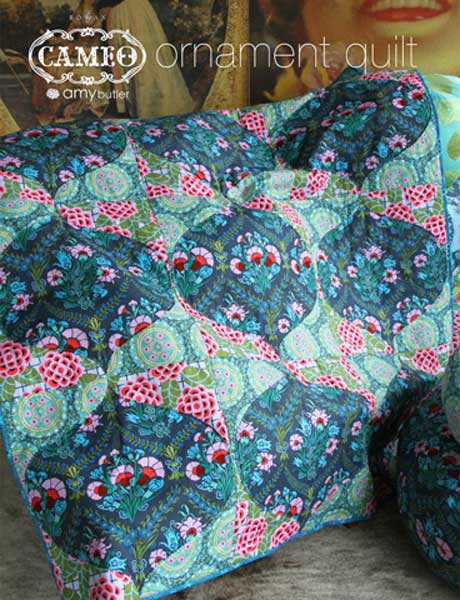 Free Quilt Pattern - Ornament Quilt