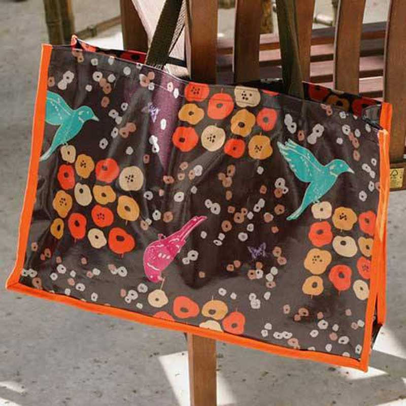 Oilcloth Tote – Free Sewing Tutorial