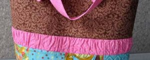 Spirit Tote Bag – Free Sewing Tutorial