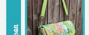 Kennedy Bag – Free Sewing Pattern