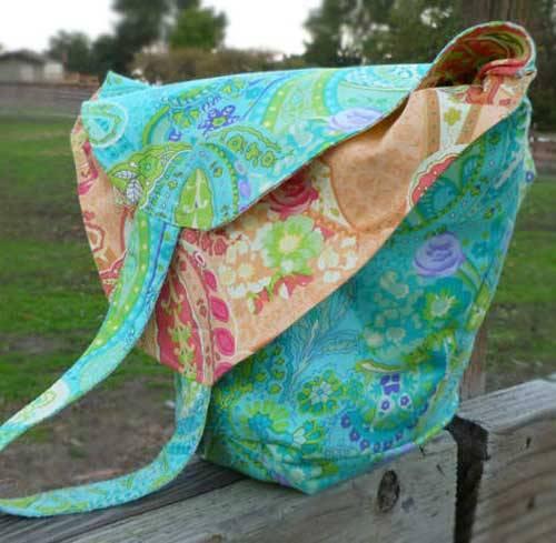 Shirt Sleeve Sack – Free Upcycled Sewing Tutorial