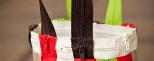 Zipper Purse – Free Sewing Tutorial