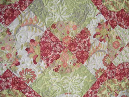 Free Quilting Tutorial - Curved Seams