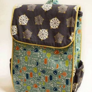 Little Hitchhiker's Backpack – Free Sewing Tutorial