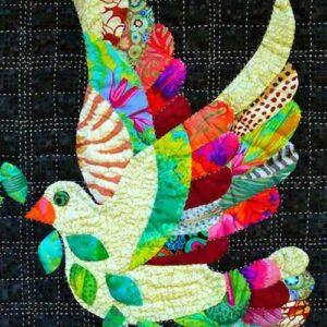 Love the Dove – Free Quilt Block