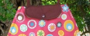 The Mandy Bag – Free Sewing Tutorial
