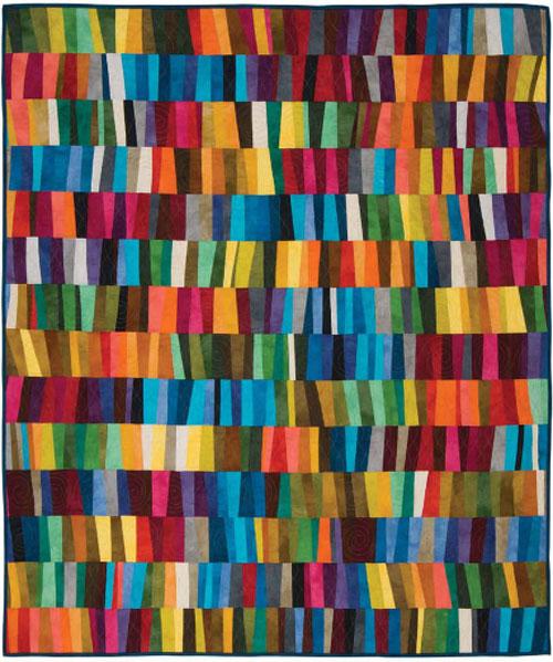 Sticks Quilt - Free Quilt Pattern