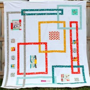 Interlock Quilt – Free Quilt Tutorial