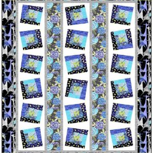 Lulu's Petals Quilt – Free Quilt Pattern