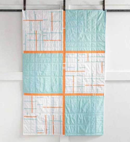 Fresh Cut Quilt - Free Quilt Pattern