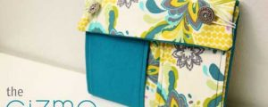 The Gizmo Wallet – Free Sewing Tutorial