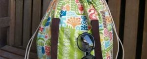 Ipanema Beach Bag – Free Sewing Tutorial