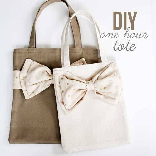 One Hour Tote