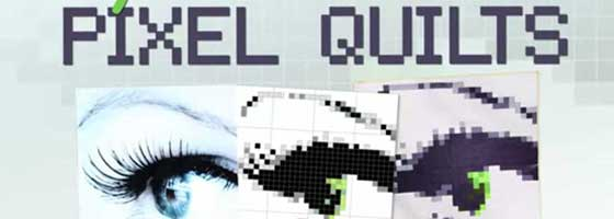 Pictures to Pixel Quilts Free Online Quilting Class