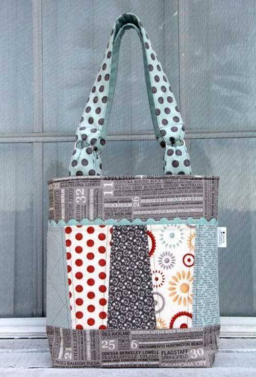This bag is perfect for shopping, running errands or just about any occasion will do.