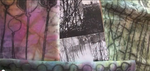 Video Tutorial: Exploring Monoprint