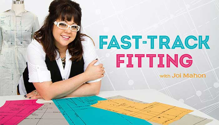 Fast Track Fitting: Online Sewing Class