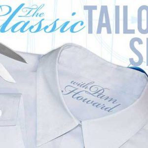 The Classic Tailored Shirt Online Sewing Class