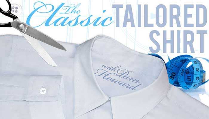 The Classic Tailored Shirt Online Class