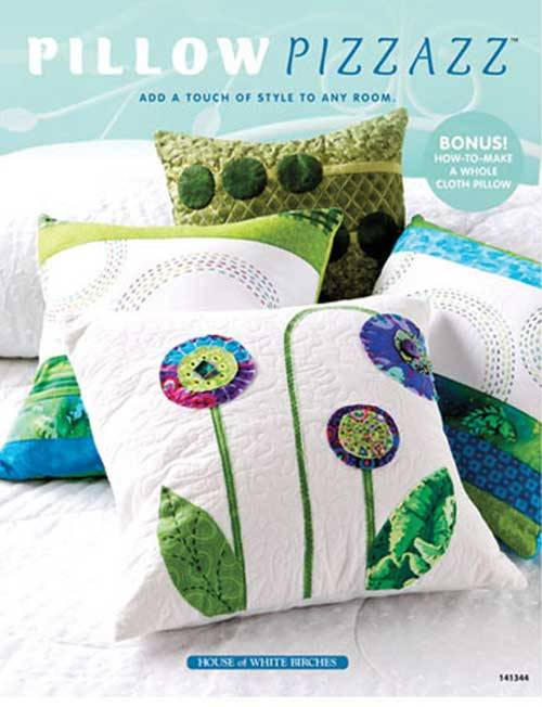 These accent pillows are a great way to brighten up any room.