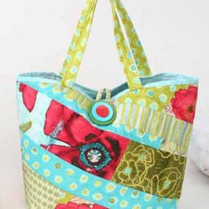 Scrappy Bag – Free Sewing Pattern