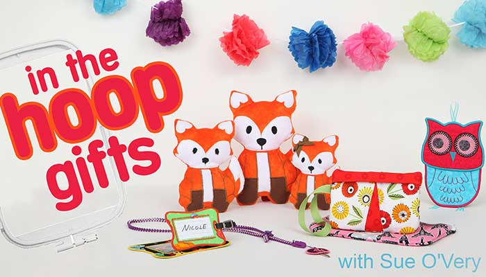 In the Hoop Gifts: Online Class